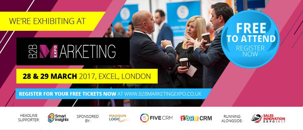 B2B Marketing Exhibition