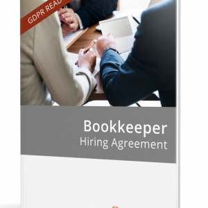 Bookkeeper Hiring Agreement