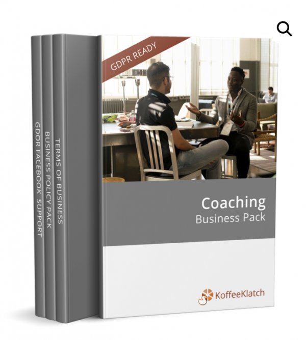 Coaching Business Legal Documents