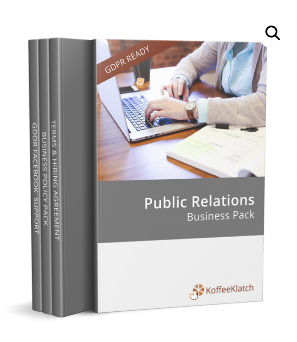 PR Business Basics