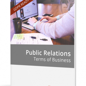 PR Terms of Business