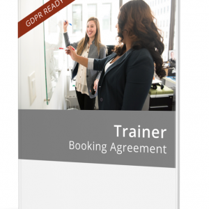 Trainer Booking Agreement