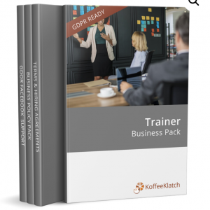 Trainer Business Basics Package
