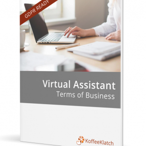 Virtual Assistant Terms of Business