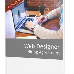 Web Designer Hiring Agreement