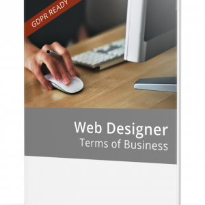 Web Designer Terms of Business